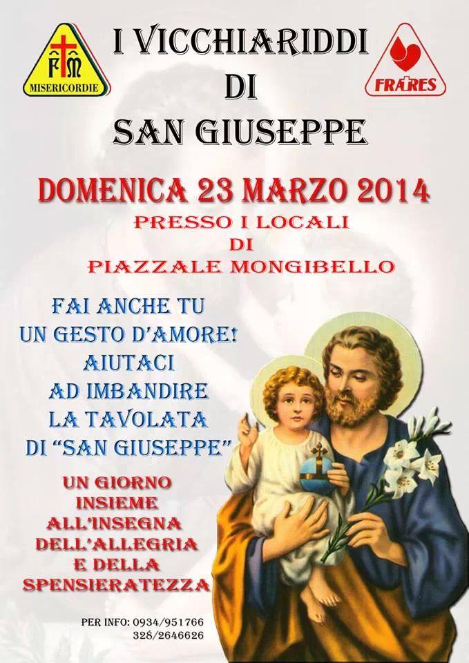 """Vicchiarieddi"" di San Giuseppe 2014"